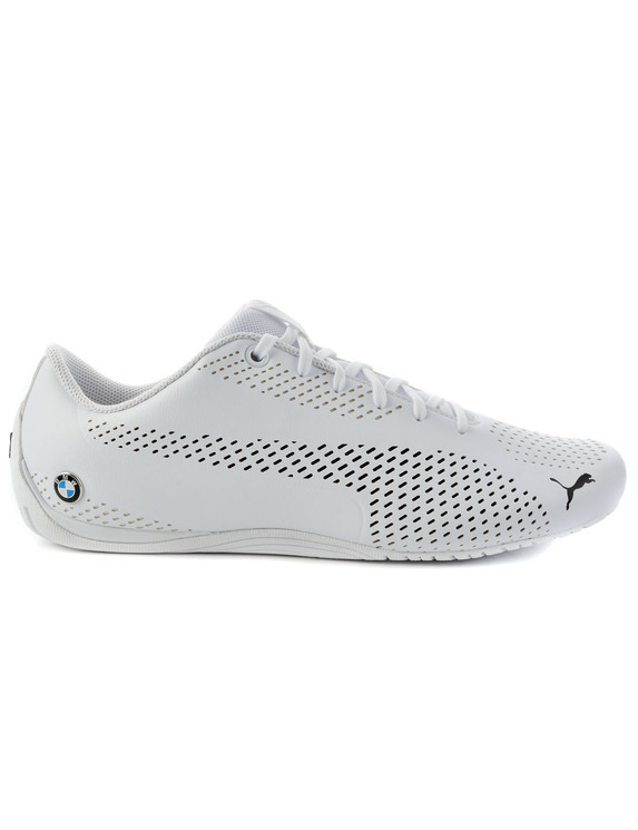 PUMA BUTY BMW MMS DRIFT CAT 5 ULTRA II WHITE