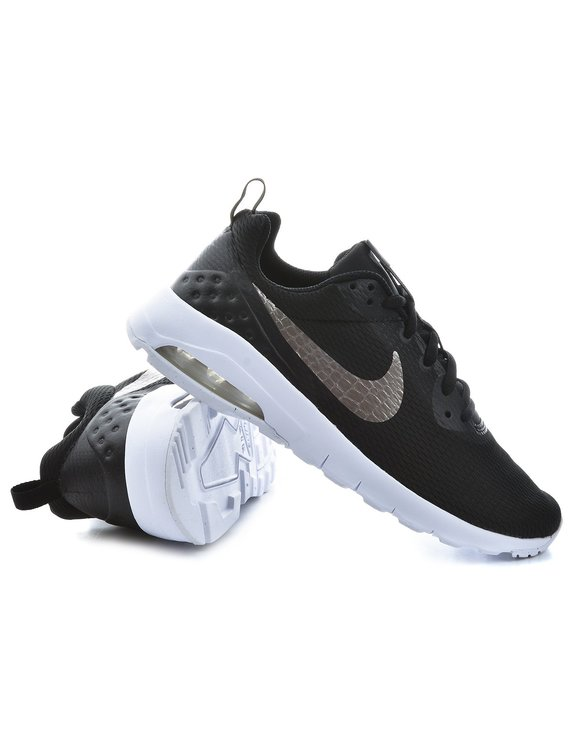 new concept 74ef8 967df NIKE BUTY AIR MAX MOTION LW (GS) BLACK