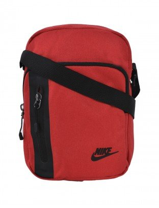 NIKE TORBA NA RAMIĘ NK TECH SMALL ITEMS RED