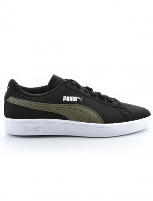 PUMA BUTY SMASH V2 BUCK JR BLACK