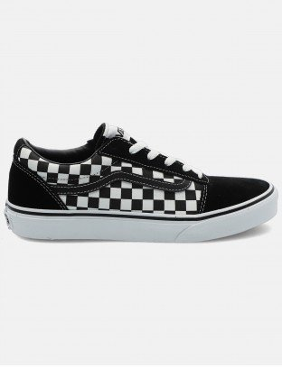 Vans buty yt ward (checkered) bla